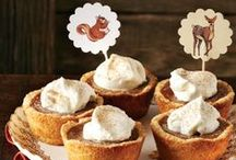 Enjoy Thanksgiving / Gobble gobble! Host Thanksgiving in style with these DIY and recipe ideas.