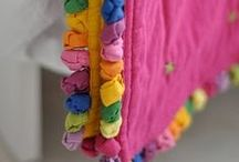 Binding a Quilt / by Sybil Rettke Haas