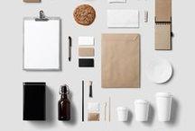 Flatlay / Nice things organised neatly