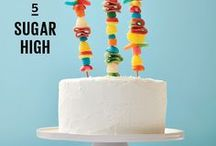 Birthday cake ideas / Cake lovers, unite! We're celebrating all things cake with super clever cake hacks, easy-peasy decorating ideas, yummy recipes…basically everything you need to become a total cake boss.
