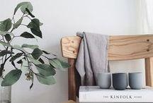 Details / The finer details of home decor.