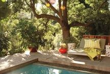 Backyard / Landscaping and Other Backyard Decor Ideas. Backyard patios, decks, fire pits and other creative outdoor decorating Inspiration.