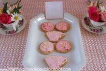 Galletas | Cookies / de fiesta... | party cookies