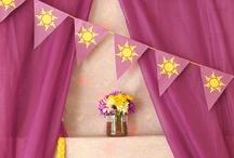 Rapunzel PARTY / fiesta | party