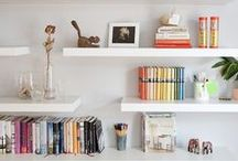 Office, Shelves, & More / Featuring home decor that I love - including offices, shelves, and more.