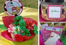Granjera | Girl Farmer PARTY / fiesta | party