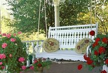 Front Porch Welcomes / by Pam Shumaker