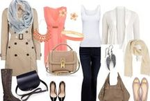 Dress like you mean it / A glimpse on my closet...simple low cost ideas for a well-dressed gal!