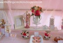 Perlas y Encajes | Pearls and Lace PARTY / fiesta | party