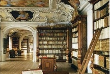 The Library / by A Gilded Life