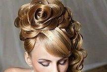 Hair Style / Specialize in hair,hair styles,Up do,Wedding hair,Bridal hair,Party hair,ruby salon Huntington,best hair stylist , Call for more info 6314245300 . / by Ruby Salon
