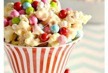 Postres | Desserts / de fiesta | party desserts