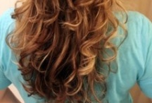 HAIR & Lovely Locks! / For anything HAIR related. Home remedies, styles, products, cuts, etc! Especially anything NATURAL! No dyes or fakes here! / by Kymberli