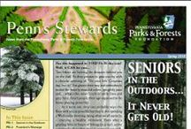 PA Parks & Forests News