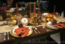 Thanksgiving / by Kymberli