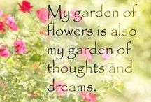 In-My-Garden / by AW