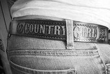 Country Stuff / by Kymberli