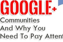 Google+ for Business / by Boom! Social with Kim Garst