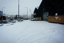Steelway in the snow