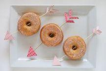 Donas | Donuts / de fiesta | party donuts