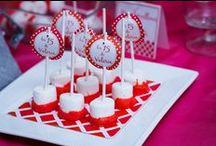 Marshmallows / de fiesta | party marshmallows