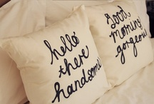 Pillows Galore / Decorative Pillows That I Love. Beautiful Pillows for your home.