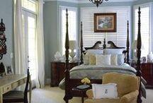ღ Sweet Dreamin' ღ / Beautiful bedrooms and bedding that I would love to have :) / by Lisa Coulter