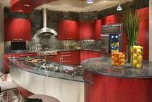 ღ Beautiful Kitchens ღ / by Lisa Coulter