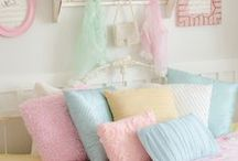 ღ Pastel Pretty ღ / I love the soft hues... a whisper of color / by Lisa Coulter