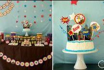 Superhéroes | Superheroes PARTY / fiesta | party