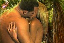 Amazon Heat (Demon Heat #1) / Erotic paranormal romance