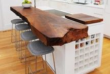 Island Living / Kitchen islands that help bring the home together.