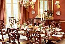 ღ Dining Areas/Breakfast Nooks ღ / by Lisa Coulter