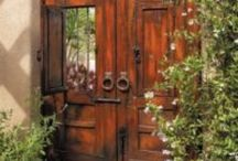 Gates and Doors / by Dianne Bailey