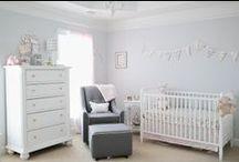Kid's room / Baby nursery decoration ideas