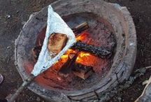 Outdoor Cooking / Ideas for all kinds of camping, as well as picnics.