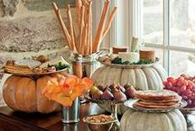 Fall Decor / Tips on decorating your home in the Fall.