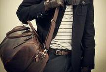Men's winter essential clothes