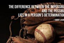 Inspired by baseball