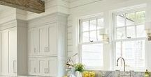 Dream Home / Ideas and tips for creating the perfect country farmhouse home - on a budget!