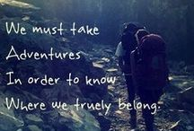Travel Quotes / There's nothing more inspiring than travel quotes to get you exploring the world!