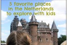 Favorite places in the Netherlands / These are our 5 favorite places in the Netherlands to explore with kids. It has become the most popular article on my travel blog.