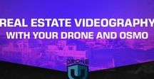 Real Estate Agents use Drones! / Drones are a great way to set yourself apart from the other real estate agents! Capture the most amazing photos and videos of your property listings. Now the FAA makes it easy as cake for you to fly a drone for business. Get inspired here and get out there and fly your new drone today. Get more business.  BUY NOW PAY LATER with finance options as low as 25$ per month. 20% off all accidental crash plans until Christmas on the DJI inspire drones. Visit us at https://dynnexdrones.com/