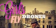 Girls fly drones and do some amazing stuff for good! / Inspiration for the ladies to get out there and fly with the boys! Girls can do what the guys are! Start capturing amazing photos and videos with your new drone. Show up the guys and make a stand.  BUY NOW PAY LATER with finance options as low as 25$ per month. 20% off all accidental crash plans until Christmas on the DJI inspire drones. Visit us at https://dynnexdrones.com/