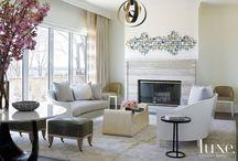 Living Room // Family Room / by Dory Sedrish