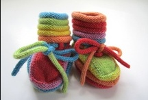 Grandma's Baby Knits / Most are freebies :) / by Deirdre Lee