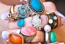 Jewelry / by Molly Linkous
