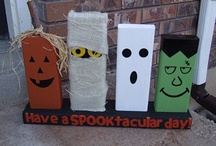 Spooktacular! / by Kerry Kennedy