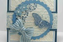 Butterfly cards / by Judy Mann