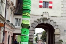 Yarn Bombing / by Alethea Ballard